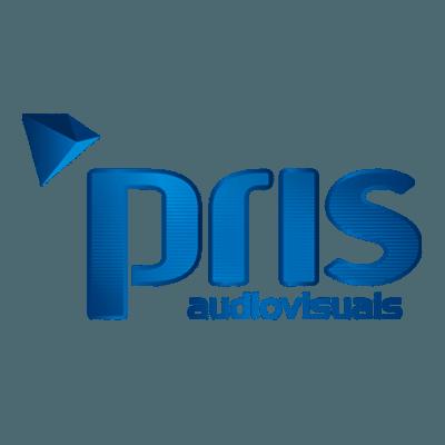 Logotipo Pris Audiovisuais